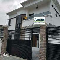 Fantastic 4 bedroom Fully and Semi Detached Duplex
