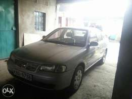 Nissan super saloon kbq lady owned accident free at 290k