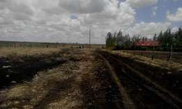 This is a nice 1/8 acre land in Ongata Rongai.