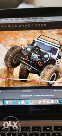 Rc rock crawler full upgrades