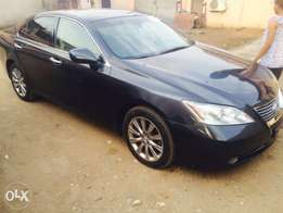 2007 Model Es350 Lexus Tokunbo Reverse camera With panoramic roof