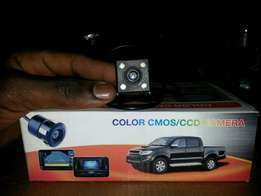 Camera with clear night vision.