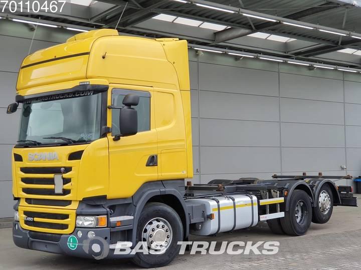 Scania R450 R450 6X2 Retarder Liftachse Standklima Euro 6 - 2014