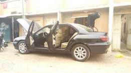 Peugeot 406 03'model available for sale in wuse , zone4