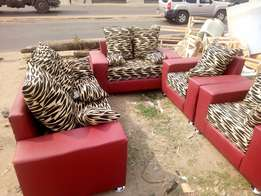 Complete Set of New Sofa for Sale