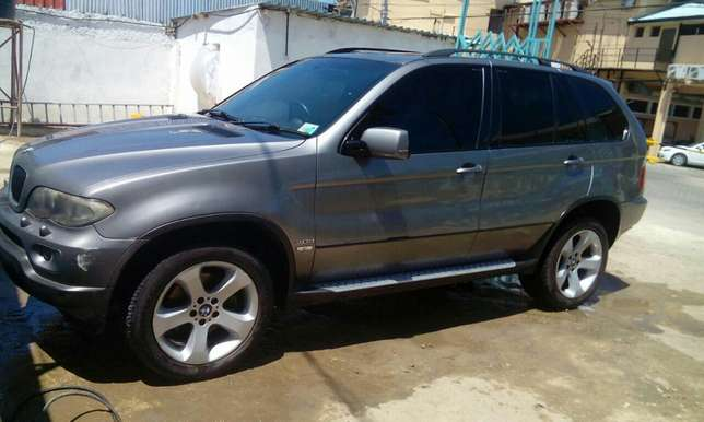 BMW X5 2005 Very Clean in Mombasa at 1.85M only!!! Mombasa Island - image 4