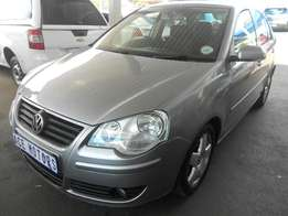 2007 VW polo classic 1.6 For R80000