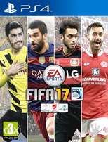 PS4 FIFA 17 brand new game