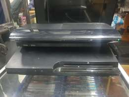 Ps3 gaming console with 10 games