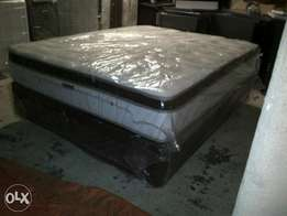 New Restonic Eurotop Beds for sale Single, 3/4, Double, Queen and King