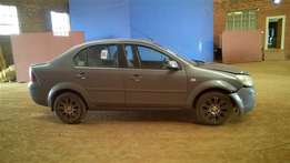 Damaged 2009 Ford Ikon 1.4 TDCi Code2