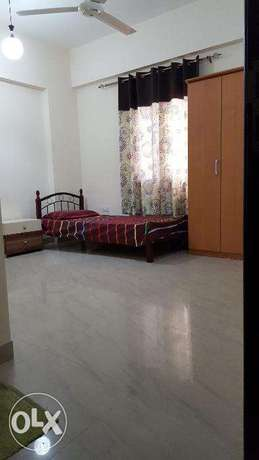 Fully Furnished Room with Attached Toilet and all Facilities in Ghala