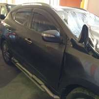 Hyundai IX35 Currently Stripping