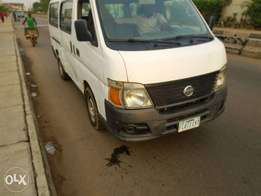 Cheapest neat nigeria registered Nissan Bus