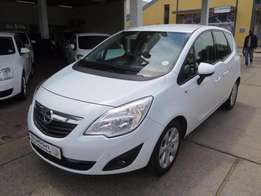 2012 Opel Meriva 1.4T Enjoy only 52000km on the clock