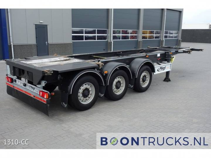 Fliegl SDS 390 *20-30 ft* TOP CONDITION* - 2016