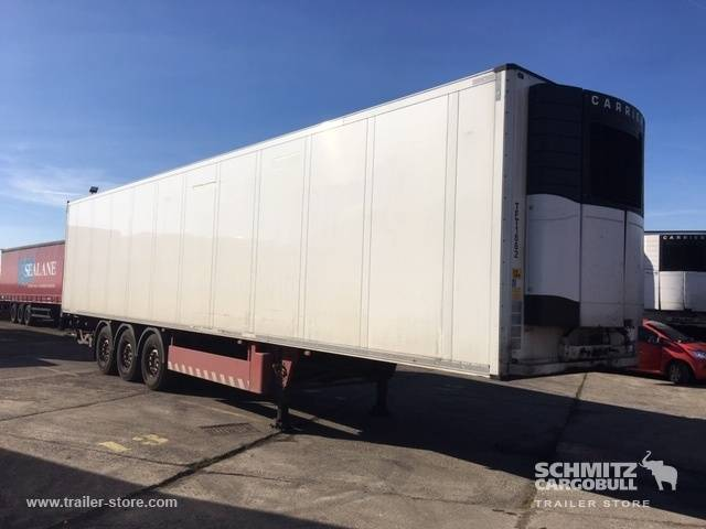 Schmitz Cargobull Reefer multitemp Taillift - 2012