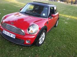 Mini r56 2012 model double panoramic sunroof very clean and fresh