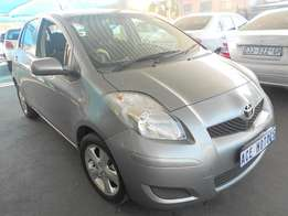 2009 Toyota yaris 1.3 T3+ for