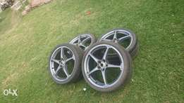 """Michelin 19"""" mags"""