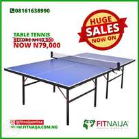 Indoor table tennis