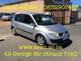 2005 Renault Scenic ii 1.6 Expression