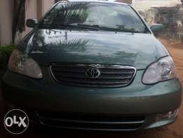 Excellent buy & rejoice toyota corolla le 06. For sale in asaba