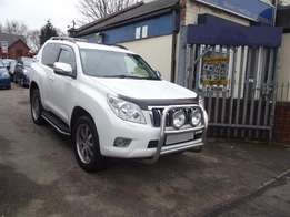 2011 Toyota Landcruiser Prado 35million inclusive Import duty