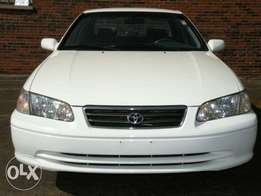 Toyota Camry 2001 white for sale