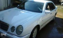 mercedes E230 to swop or sell