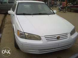 White Toks Toyota Camry LE for sale