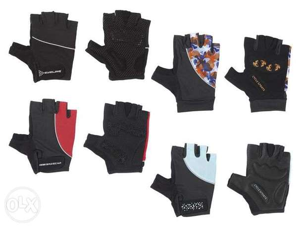 crivit cycling gloves جوانتى جاونتى جاونتي جوانتي عجل للعجل