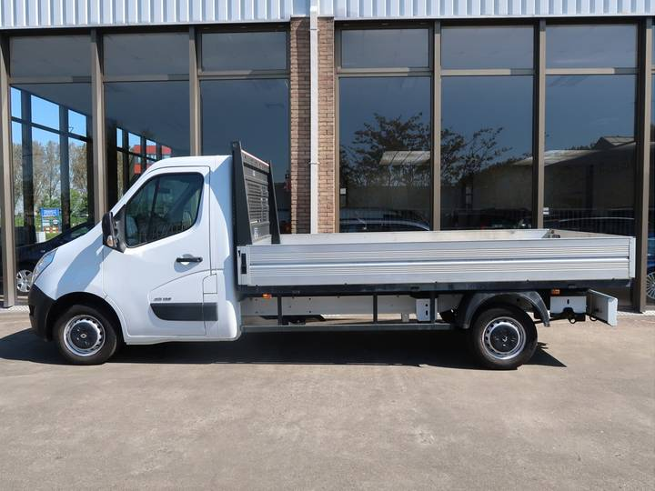 Opel Movano / Renault Master T35 2.3 dCi L3 Airco 3-Persoons 9... - 2016