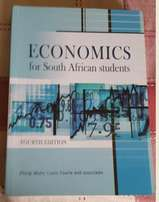 UNISA Textbook - Economics for South African Students
