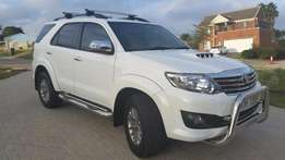 Toyota Fortuner 3.0D4D Auto Limited Edition