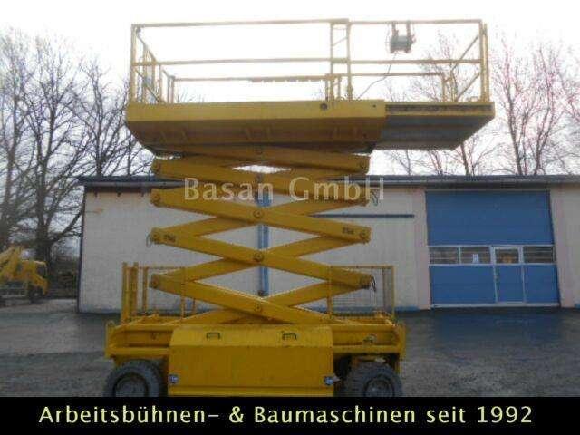 Arbeitsbühne H.a.b. S140 17e2wd, Ah 14 M - 2014