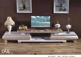 Adjustable marble tv stand Executive