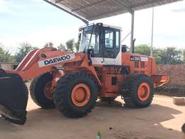Daewoo 300 Mega Wheel Loader