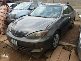 Registered Toyota Camry SE (First Body) - 2004