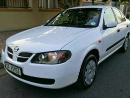 Nissan Almera 1.6 2005 Model In Immaculate Condition 'R51995