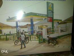 Standard Petrol Station at ibadsn fir sale N50mill asking