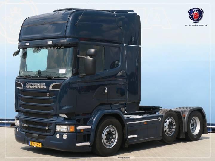 Scania R520 LA6X2MNA | V8 - 2014