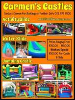 Jumping castles and waterslides to hire - Umtentweni