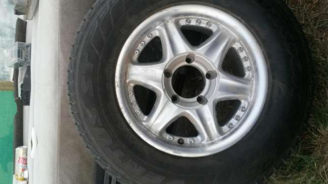 "16"" Tyre On Rim For Sell Midrand - image 3"