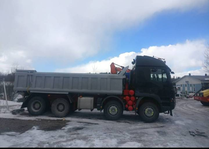 Iveco 410t50/475 - 2009