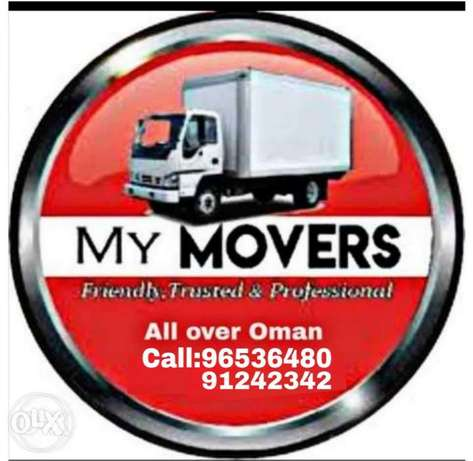 Muscat Movers Service