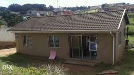 3 bedroom freestanding house to rent