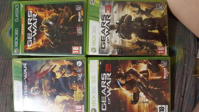 Xbox with games to sell. For cash. Christiana - image 2