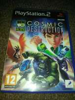 Ben 10 ultimate alien /cosmic destruction (ps2)