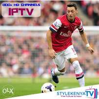 HD/FHD IPTV for Android TV boxes | sports | entertainment | VOD |